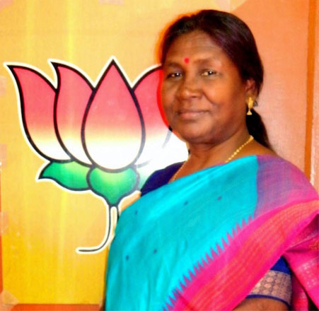 A two-time BJP MLA from Odisha, she was a Minister of State with independent charge for Commerce and Transport