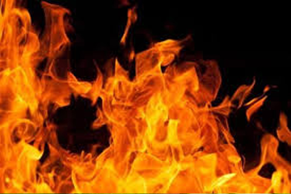 Woman burnt alive in fire mishap in Khurda