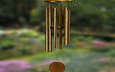 Wind chimes according to vastu
