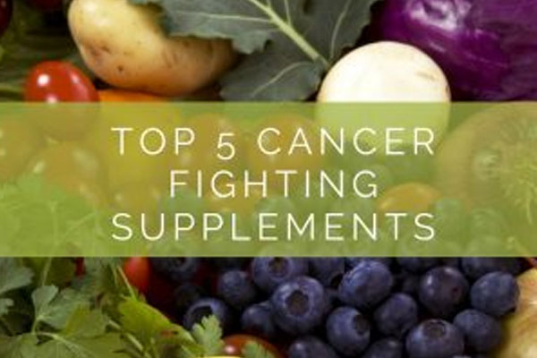 Top 5 Cancer Fighting Foods