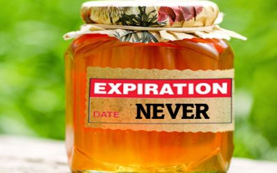 Foods with no expiry date