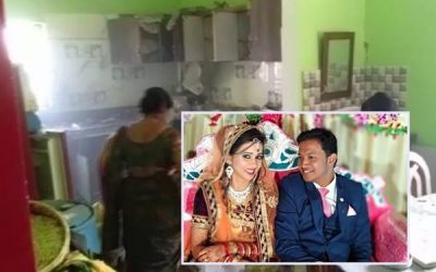 Crime Branch interrogates lecturer, 4 others in Patnagarh wedding gift blast case