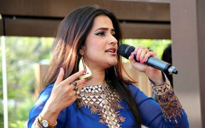 Sona Mohapatra again in controversy for wrong rendition of 'Ahe Nila Saila'